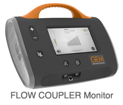 FLOW COUPLER Monitor